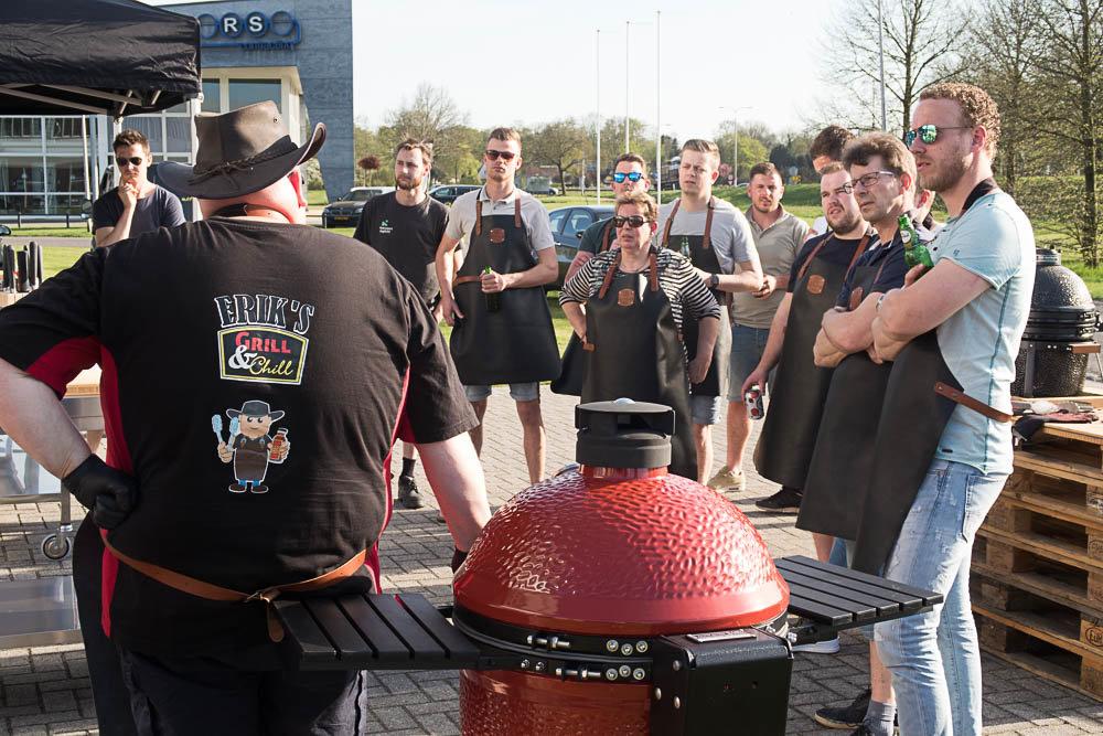 Workshop 19-4-2018 - BarbecueXXL