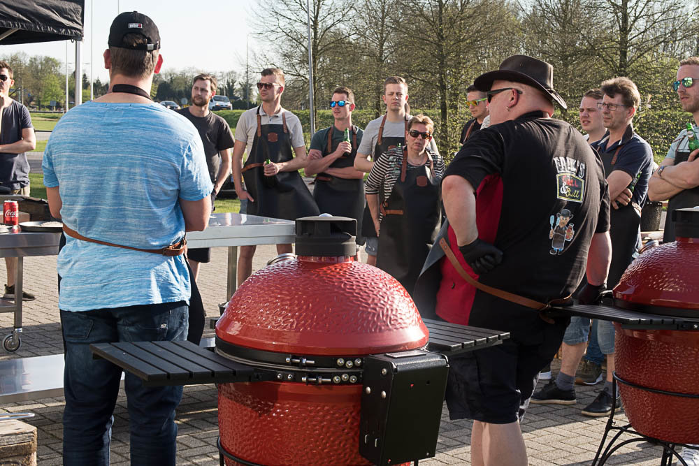 Workshop 19-4-2018 - BarbecueXXL