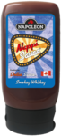 Nappi Sauce Smokey Whiskey knijpfles 300ml