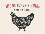 The Butcher's Guide Chicken