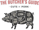 The Butcher's Guide Pork