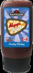 Nappi Sauce Smokey Whiskey knijpfles 300ml