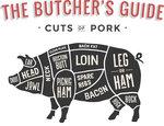 The Butcher's Guide Pork