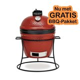 Kamado Joe Junior (JR) Keramische BBQ