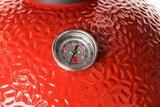 Kamado Joe Classic III ingebouwde thermometer