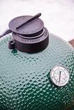 Big Green Egg Large Standaard luchtschuif en temperatuurmeter