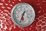 Kamado Joe Classic ingebouwde thermometer
