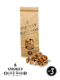 Smokey Olive Wood Olijf Rookchips Nº3 500 ml