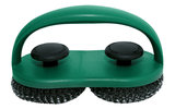 Big Green Egg Dual Brush Grid Scrubber