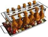 BarbecueXXL Chicken wing rack
