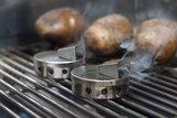 BarbecueXXL SR Smoking Pucks RVS 2 stuks