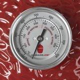 Kamado Joe Junior ingebouwde thermometer