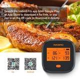 Inkbird IBBQ-4T WiFi thermometer met oplaadbare accu