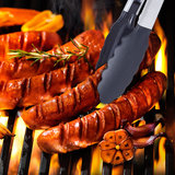 Grilltang roestvrij staal 30cm BarbecueXXL