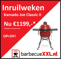 Kamado Joe Classic II BBQ