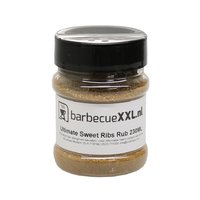 BarbecueXXL Ultimate Sweet Ribs Rub - 230ML