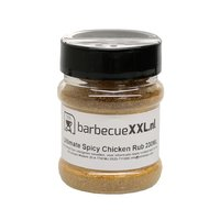 BarbecueXXL Ultimate Spicy Chicken Rub - 230ML