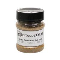 BarbecueXXL Ultimate Sweet Ribs Rub - 230ML