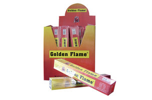 Golden Flame Lange lucifers