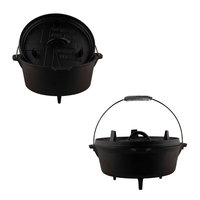 The Windmill Dutch Oven 3,5 L (met pootjes)