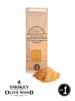 Smokin' Flavours Amandel Rookmot Nº1 300 ml