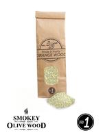 Smokey Olive Wood Sinaasappel Rookmot Nº1 300 ml