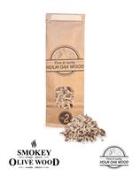 Smokey Olive Wood Steeneik Rookchips Nº2 500 ml