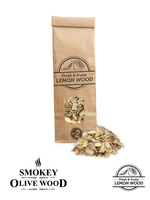 Smokey Olive Wood Citroen Rookchips Nº2 500 ml