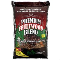 Green Mountain Grills Premium Fruitwood Cooking Pellets 12,7 kg