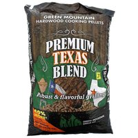 Green Mountain Grills Premium Texas BBQ Grillen Pellets 12,7 kg