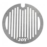 Joy Carbon Grill Medium 23.4 cm