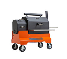 Yoder Pellet Grill YS640 Competition