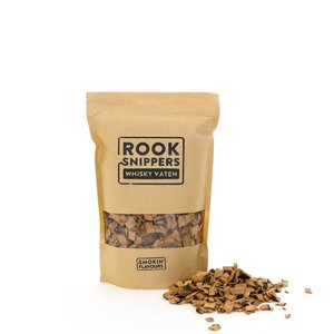 Smokin' Flavours rook snippers whisky vaten