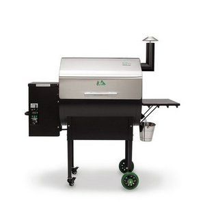Green Mountain Grills Daniel Boone Pelletgrill - RVS - WIFI
