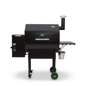 Green Mountain Grills Daniel Boone Pelletgrill - ZWART - WIFI