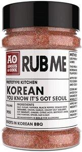 Angus & Oink - (Rub Me) Korean BBQ Seasoning