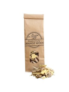 Smokey Olive Wood Sinaasappel houtchips Nº3