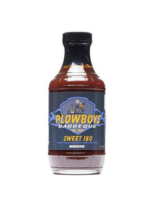 Plowboys Barbecue Sweet 180 BBQ saus 16 oz
