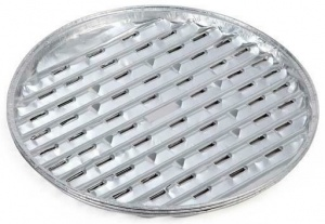 BarbecueXXL GF Aluminium ronde Grillschaal