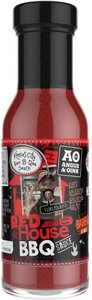 Angus & Oink Red House Kansas City BBQ Sauce