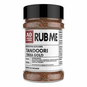 Angus & Oink - (Rub Me) Tandoori Seasoning