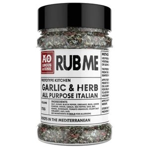 Angus & Oink - (Rub Me) Garlic & Herb rub Seasoning
