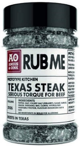 Angus & Oink - (Rub Me) Texas Steak Seasoning