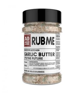 Angus & Oink - (Rub Me) Garlic Butter Seasoning