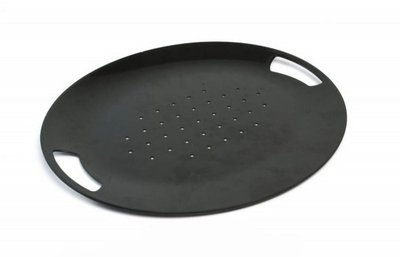 BarbecueXXL SR Porcelain Coated Nacho Plate