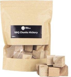 BarbecueXXL GF rookchunks hickory 1kg