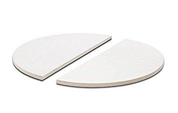 Ceramic Halved Heat Deflecors