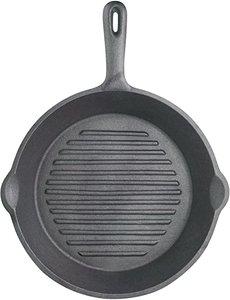 BarbecueXXL Cast Iron Skillet 26cm