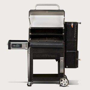 Masterbuilt Gravity Series 1050 Digitale Houtskool Grill & Smoker
