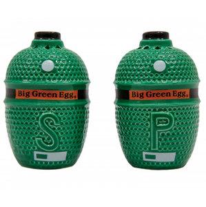 Big Green Egg Salt & Pepper Shakers